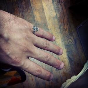 サンダーバードのリング