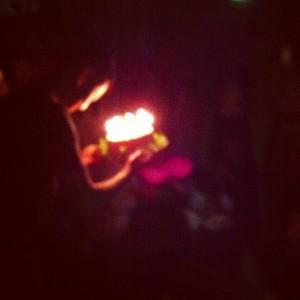 ミュージシャンの山北氏、誕生日おめでとうございます。