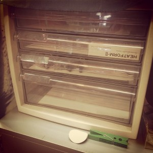 オヤジの店の道具