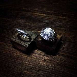 新作のリング達