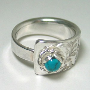 ts ring [soul texture / ターコイズ]
