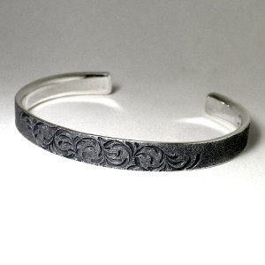 shadow bangle [7mm/soul texture]