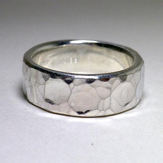 鎚目ring [7mm]