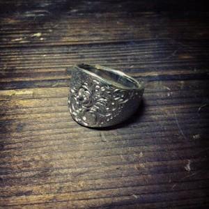 特注サイズのリング