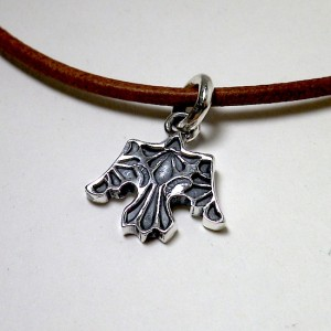 thunderbird fly pendant