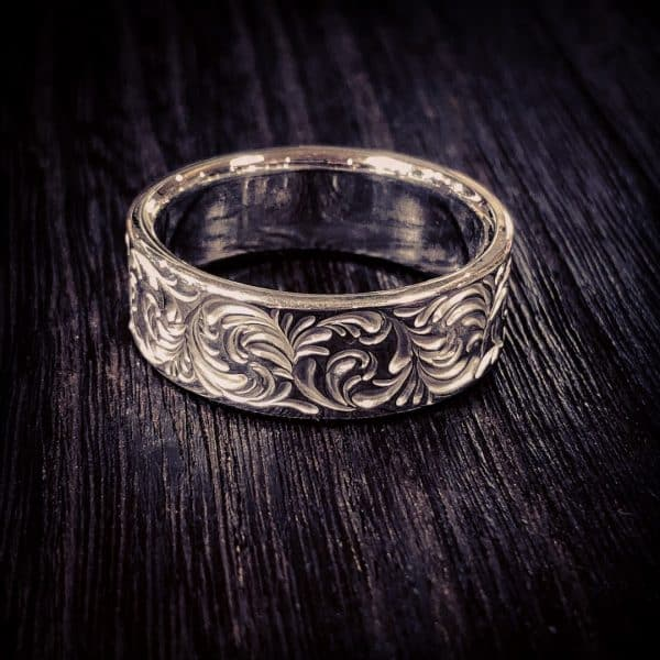 soul texture ring