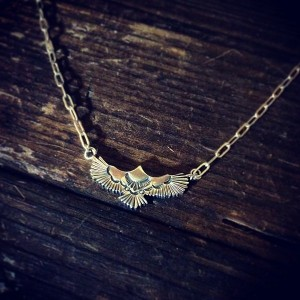 little eagle necklace [Limited]