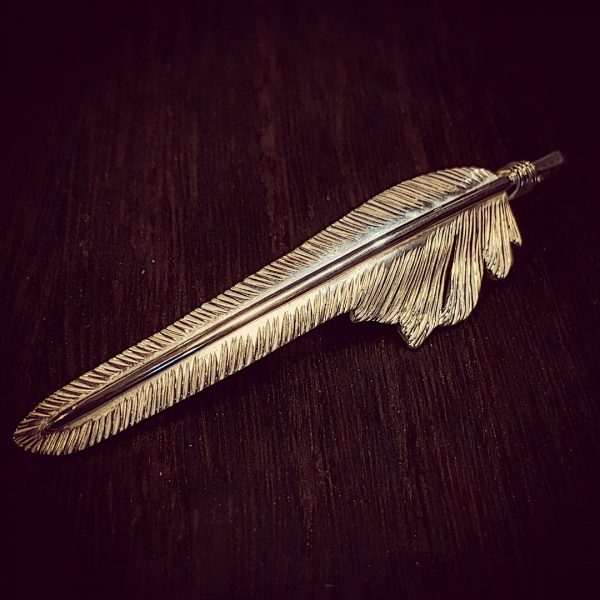 eagle feather [wing]
