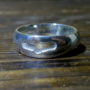 muku round ring [6.5mm/イーグル]